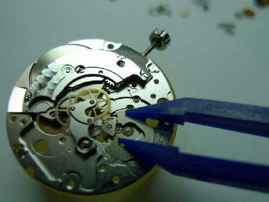 环球体育下载ios名表维修_机械表不走了怎么维修?