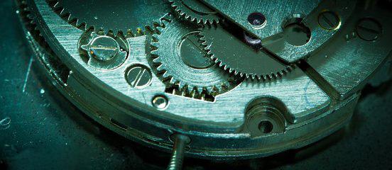 为什么机械手表走时常有误差?