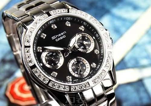 卡西欧手表真伪怎么区分
